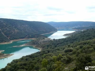 Alcarria_Barranco Reato_La Tajera; mochila para senderismo asociaciones senderismo madrid club de se